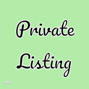 Private listing for chiclillady27